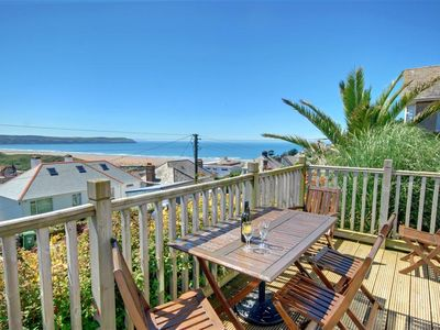 Photo for 2BR Apartment Vacation Rental in Woolacombe