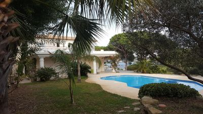Photo for Beautiful Villa 280M² sea view with pool