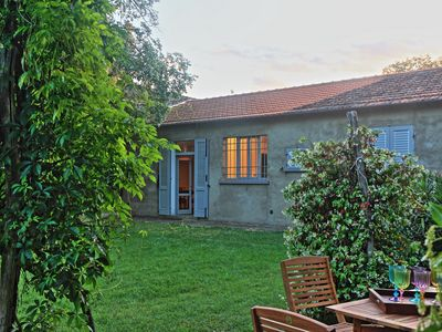 Photo for Villa annex between Arezzo and Cortona, independent, 4 places, private pool