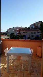 Photo for T2 AIR CONDITIONING WITH TERRACE SEA VIEW + PARKING IN BANYULS