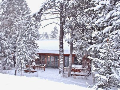 Photo for Skier's Retreat~Minutes to the main ski lifts~Private hot tub!