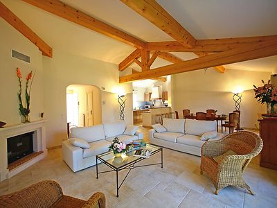 Photo for Vacation home Saint Endréol Golf & Spa in La Motte en Provence - 4 persons, 2 bedrooms