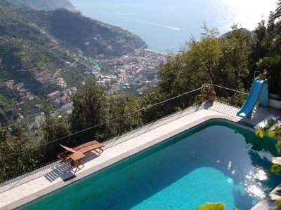 Photo for House with pool in Ravello