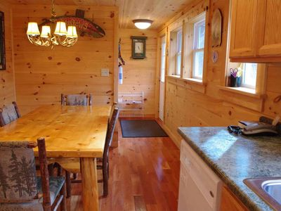 Photo for 3BR House Vacation Rental in Keene/Upper Jay, New York