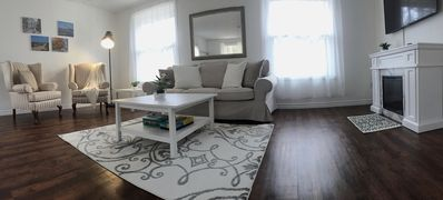 Photo for Upper Suite Serenity  Cottage Lifestyle Luxury | Beach, Hiking, Biking and more!