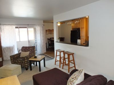 Photo for Trifecta Perfecta! CSU/Old Town steps away. Second unit available across hall.