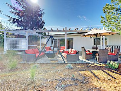 Photo for Gorgeous Views of Downtown Paso Await! - 3BR Hilltop Home w/ Private Hot Tub