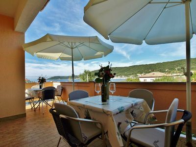 Photo for Apartment Ana  A2(4)  - Supetarska Draga, Island Rab, Croatia
