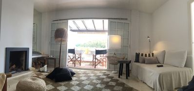 Photo for Cozy apartment 200m from the beach and 8km from Marbella ...