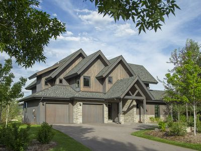 Photo for Stunning River Valley Ranch Home