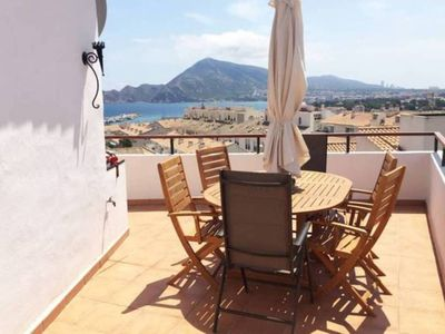 Photo for Newly Refurbished Apartment in the Heart of Altea