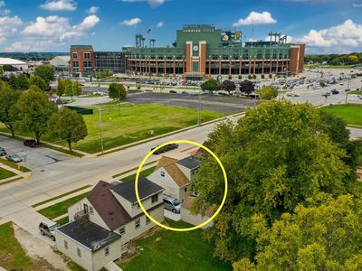 Photo for Great Location; 1 Block From Lambeau Field