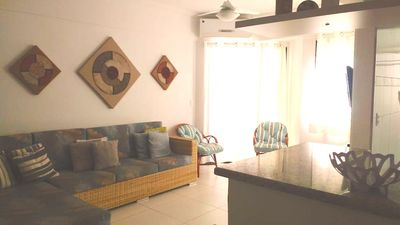 Photo for Beautiful apartment a few meters from the beach.