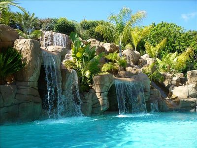 Photo for Views, Pool, Jacuzzi, Waterslides, a Family's Dream Vacation!