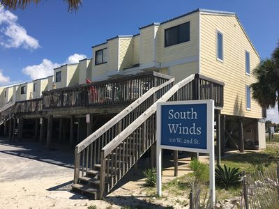 Photo for Steps to Beach, Shop, & Eat:Luxury Condo w/Pool, WiFi Southwinds Unit 5