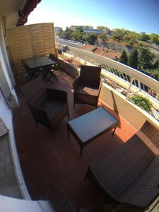 Photo for Studio 29m2 + 11m2 terrace CLOSE SEA BEACH