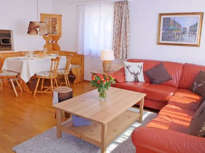 Photo for Apartment Chesa Sur Val 22  in St. Moritz, Engadine - 4 persons, 2 bedrooms