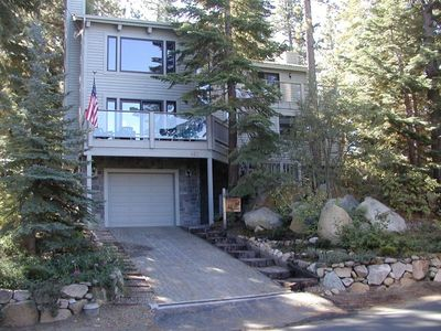 Photo for 3BR House Vacation Rental in Zephyr Cove-Round Hill Village, Nevada