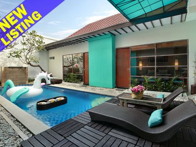 Photo for TV, 5 Bedroom Villa in Legian;
