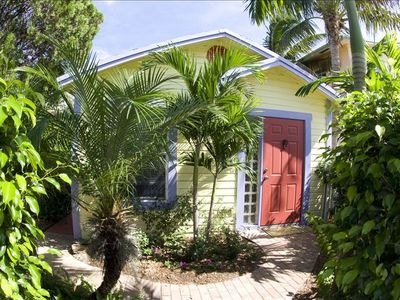 Photo for Tropical, Two BR, Dog-Friendly Cottage in Downtown Lake Worth