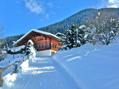 Photo for A wonderful large chalet, ancient farmhouse of the 17th century, for 10 people.