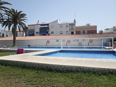 Photo for Pretty apartment in the Parador area, 2 bedrooms
