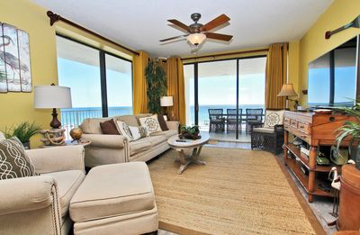 Photo for Pelican Pointe 401-The Beach Life is the Best Life ~ Stay Here ~Play Here