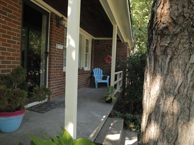 Photo for Cute Midtown Tulsa Cottage With Large Back Patio