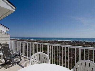 Photo for Paradise awaits at this top floor oceanfront condo on the beautiful north end