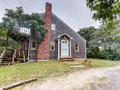 Photo for New Listing! Home in a bayside neighborhood w/2 large decks-walk to beaches