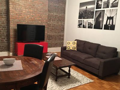 Photo for 1BR Apartment Vacation Rental in Hoboken, New Jersey