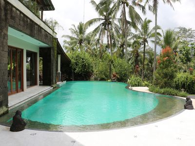 Photo for A Calm & Beautiful 3 Bedrooms Villa in Ubud