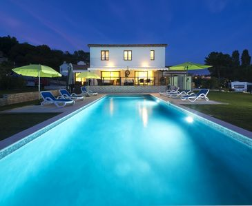 Photo for Apartment with pool on the Cote Azur