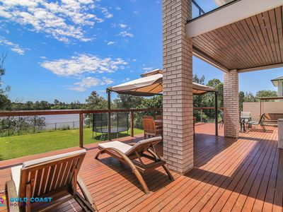 Photo for GOLD COAST HOLIDAY HOUSES  - Links on Main River