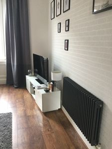 Photo for Entire apartment, modern with old charm near Glasgow