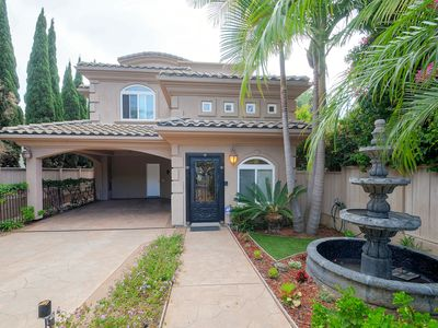 Photo for Stunning finishes at this dog-friendly oceanview home are sure to impress!