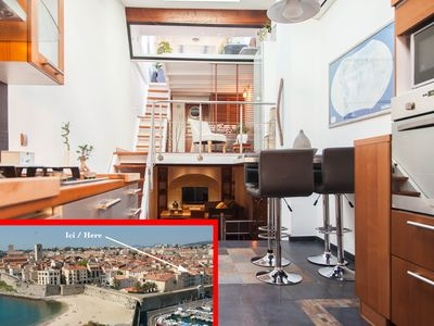Photo for Fabulous location, gorgeous traditional townhouse, on beaches & marina, Old Town