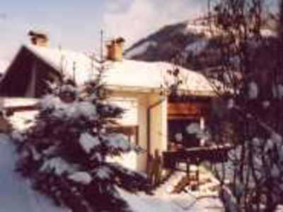 Photo for Haus Leitlbach - Haus Leitlbach Holiday house directly at the slope 1
