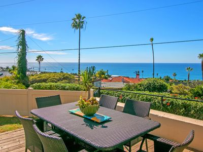 Photo for Stunning Ocean Views, Peaceful Setting And A Short Walk To The Beach