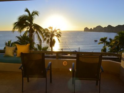 Photo for Cabo Villas Resort 2 Bedroom Executive Suite W/ Private Jacuzzi and Ocean View