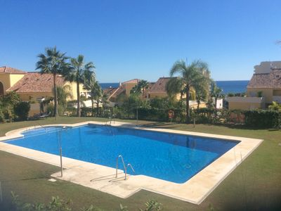 Photo for Estepona, cozy 2 bedrooms apartment close to the beach and marina