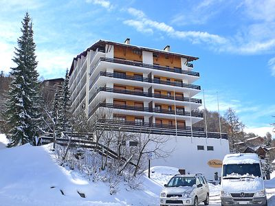 Photo for Haute Nendaz Apartment, Sleeps 4 with Free WiFi