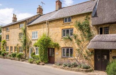Photo for Green Cottage is a lovely Cotswold stone cottage, located in the beautiful village of Broad Campden