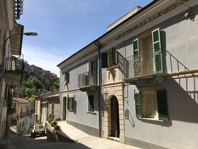 Photo for Casa Sirolli - vintage house between sea and mountains