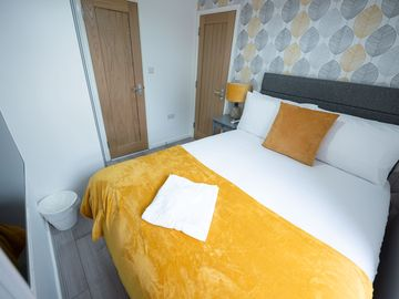 Franklin Lodge, Reading - Deluxe Double Room