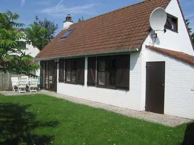 Photo for Tidy cottage with terrace, not far from De Panne