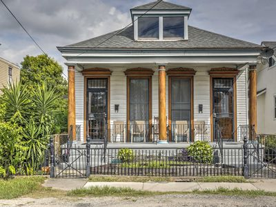Photo for New Orleans Home-3 Blocks to River & 1 Mi. to Zoo