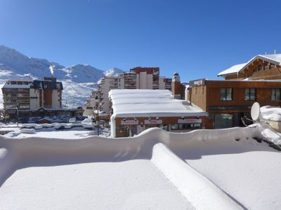 Photo for Apartment Les Névés in Val Thorens - 4 persons, 1 bedrooms