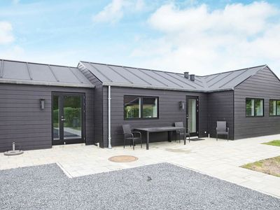 Photo for Modern Holiday Home in Tarm Jutland with Whirlpools