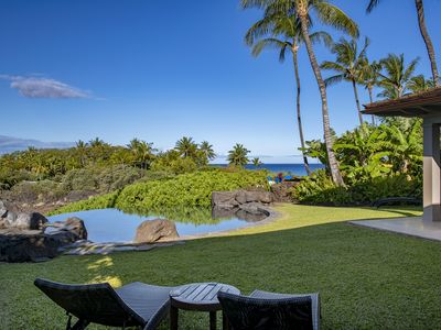 Photo for Fabulous Ocean and Mountain Views !  Luxury Home with Separate Guest House ** 2 Golf Carts**